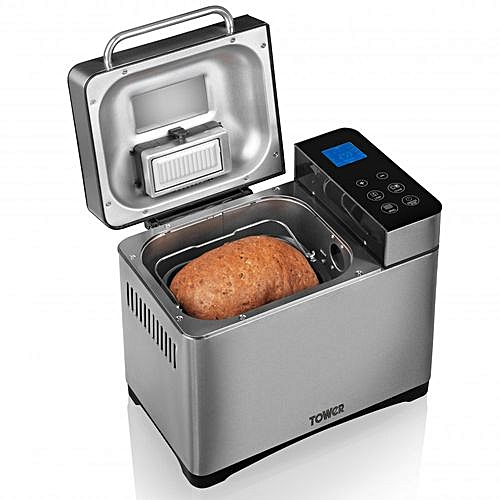 Gluten Free Digital Bread Maker With In-built Nut Dispenser