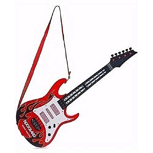 Children Rockband Guitar For Kids Age ---