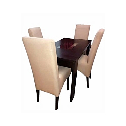 Accent Dining Table And Chair(Delivery Within Lagos & Ogun Only)