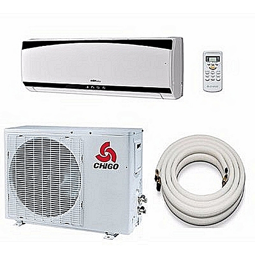 1.5hp Copper Split Air Conditioner - KF-35GW + Installation Kit
