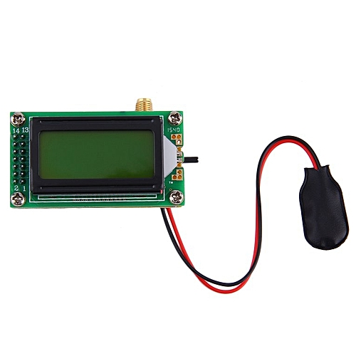Generic High Accuracy 1 500 mhz Frequency Counter Tester Measurement Meter new Mix-Color