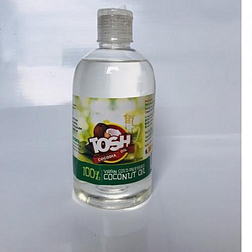 500ml Cold Pressed Coconut Oil
