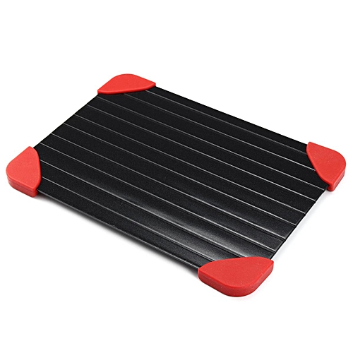 Mocatrend Fast Defrosting Tray - The Safest Way To Defrost Meat Or Frozen Food # S