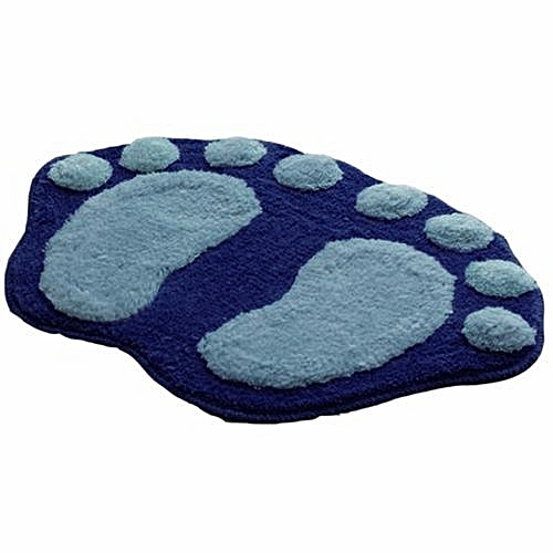 Fluffy Footmat ( Color Or Design May Vary)