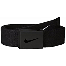 eab79b95411 Men  039 s Tech Essentials Web Belt-Black