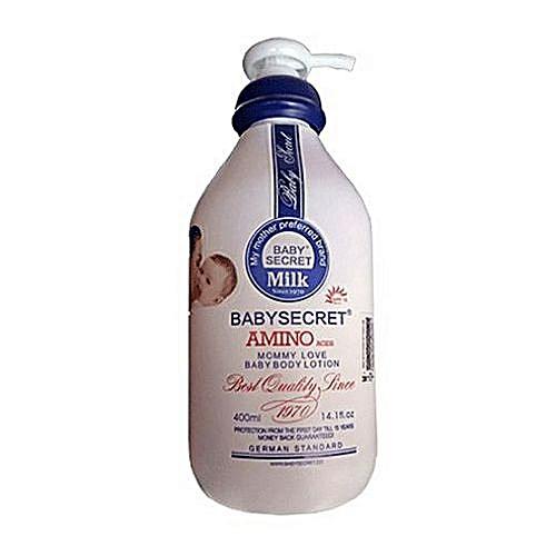 Milk Amino Acid Baby Body Lotion
