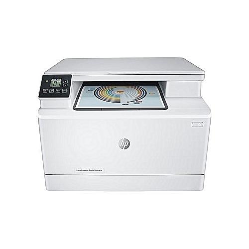 Colored LaserJet Pro MFP M180n (Print + Scan + Photocopy)