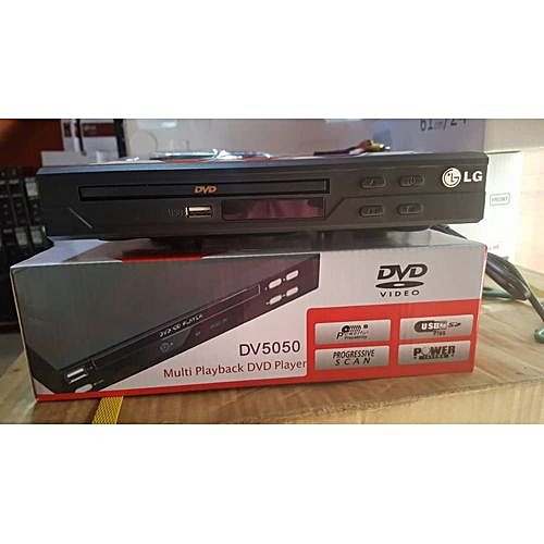 Dvd Player LG DV5050 With Usb And Playback