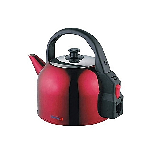 STAINLESS STEEL SPRAY KETTLE 4.3L