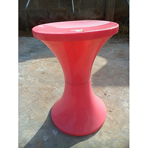 Fold Able & Collapsible Plastic Stool