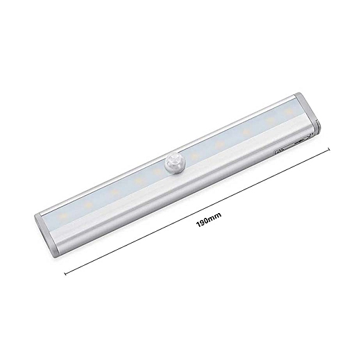 5V Flexible LED Cabinet Light Led Strip 1m 2m 3m Bar Lamp 98mm 190mm 6/10 LEDs Adhesive Tape Wardrobe Closet Kitchen Lighting