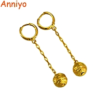 Anniyo African Beads Earrings For Women / Round Earrings, used for sale  Nigeria
