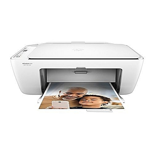 DESKJET 2620 WIRELESS THREE IN ONE PRINTER - PRINT, SCAN AND PHOTOCOPY
