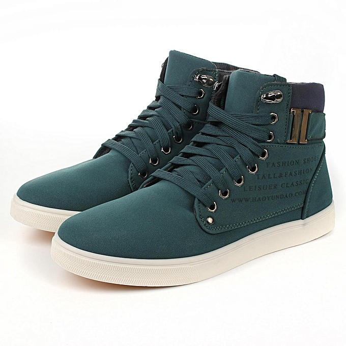 108f3e96252 Mens Oxfords Casual Shoes Leather Canvas Sneakers Boots