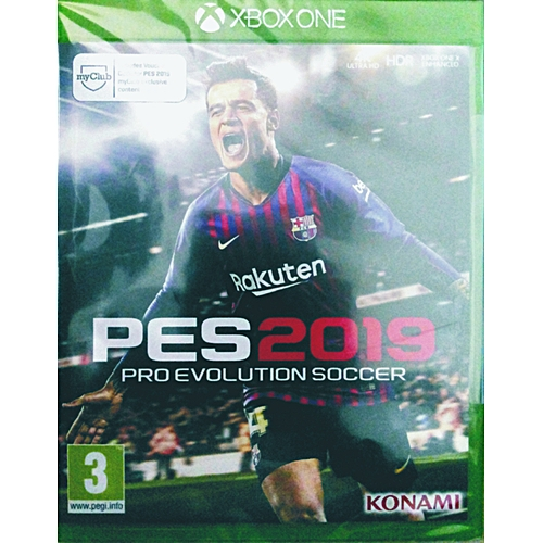 Pro Evolution Soccer (PES) 2019 - Xbox One