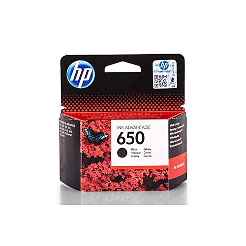 650 Ink Advantage Cartridge - Black