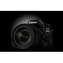 Canon Camera 80D