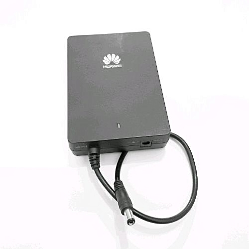 Backup Battery Power Bank Adapter For CCTV Camera, Time Attendance Machine And Routers