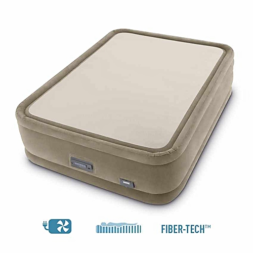 Premaire Thermalux King-Size Inflatable Mattress Airbed 152x203x51cm