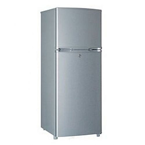 Double Door Refrigerator With Silver Colour PV-DD215L
