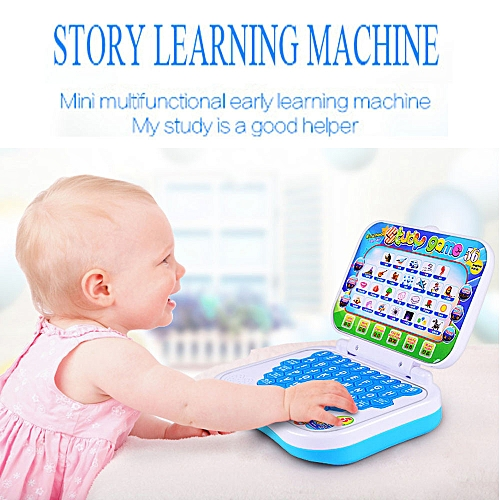 Henoesty Multifunction Educational Learning Machine English Early Tablet Computer Toy Kid