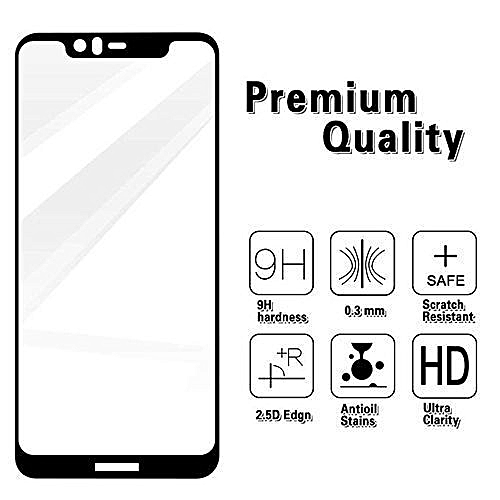 Nokia X5 Screen Protector Tempered Glass