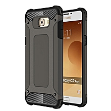 Samsung Galaxy C9 Pro Case ,Hybrid Armor Shell Dual Layer Shock TPU Protective Case Cover