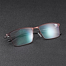 cf6c304bcf3 KCASA TR90 Prescription Reading Glasses Anti Blue Light Anti Fatigue With  Mixed Strength Lens