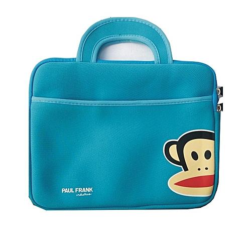 10.1-Inch Mini Laptop Bag - Blue