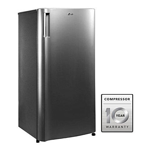 LG SINGLE DOOR FRIDGE - GN-Y331SLBB - Platinum Silver III