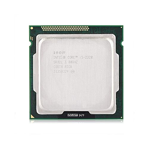 Intel Core I5 2320 Processor Quad-core CPU 3.0GHz / 6MB - Silver