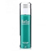 Hot Ice Spray For Men - Attitude 100ml