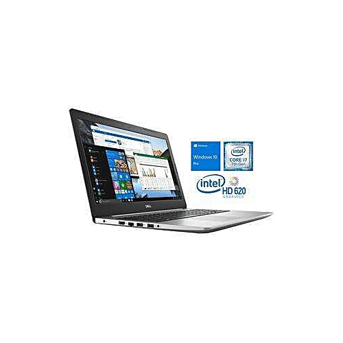 Dell Inspiron I5570 Core I7 Laptop- 12GB, 1TB