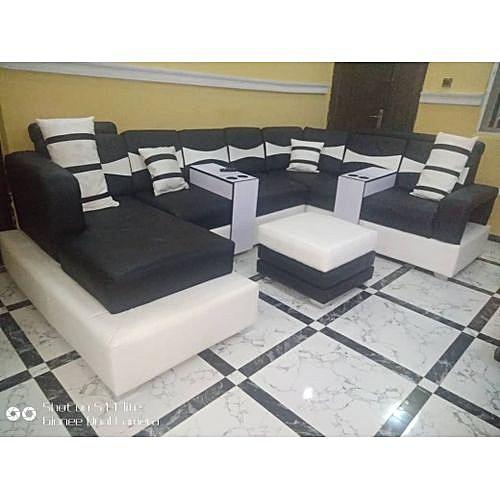Luxury 7 Seater Sofa Chair(Lagos Prepaid Only)
