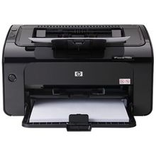 Laserjet Pro P1102W Wireless E Printer - Black & White