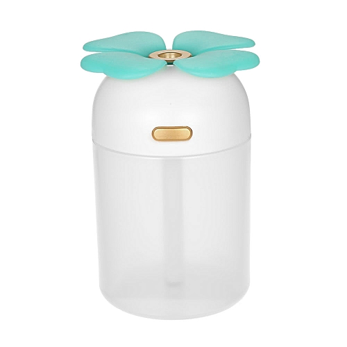 Four Leaf Clover USB Humidifier With Colorful Night Light