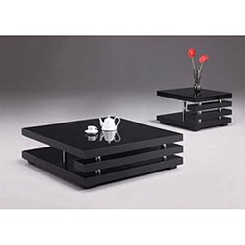 Royal Prime 103 Coffee Table And 2 Side Stool Set Delivery Within Lagos Only