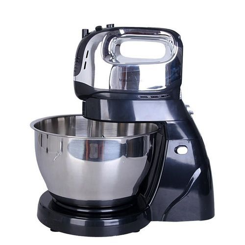 Electric Cake Mixer ~ Master chef electric cake mixer with l stainless bowl