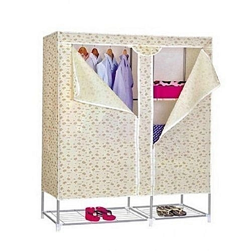 Mobile Cloth Wardrope Closet(different Designs)