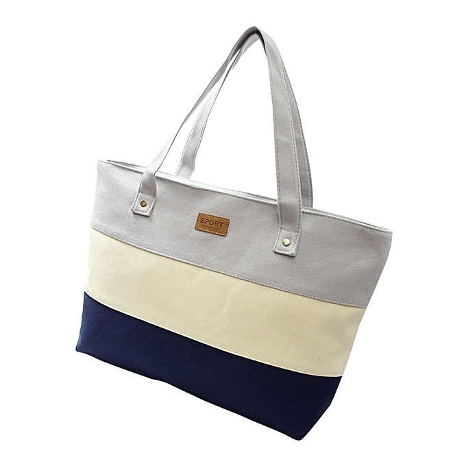 2f9976aa6dea Fashion Women Canvas Handbags Shoulder Messenger Bags