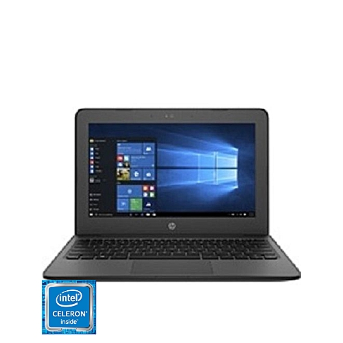 Stream 11 Pro G4 EE Intel Celeron N3450 4GB 64GB Window 10- Black