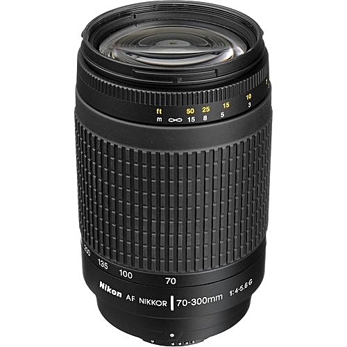 Nikon 70mm Camera Lens