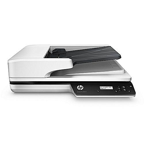 ScanJet Pro 3500 F1 Flatbed Scanner - White