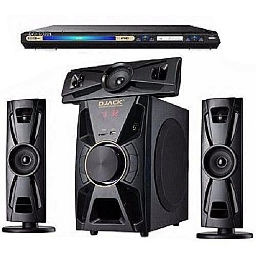 Dj 403 Bluetooth Home Theater System DVD Player