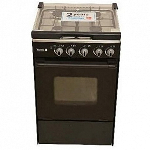 4 Burners Standing Gas With Oven & Grill