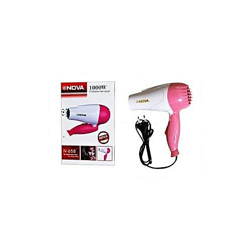 Nova Nova Mini Hair Dryer(1000w)  a671e559e4