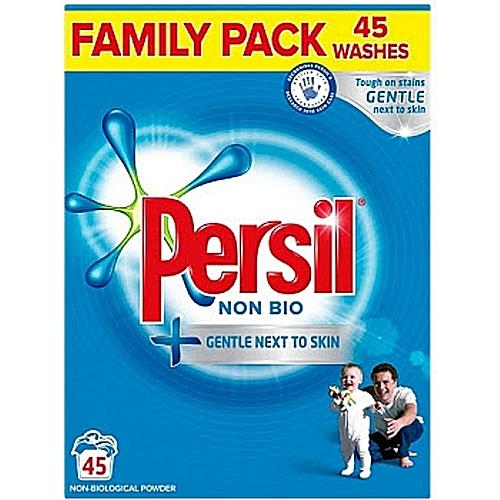 Persil Detergent 45 Washes Non-bio