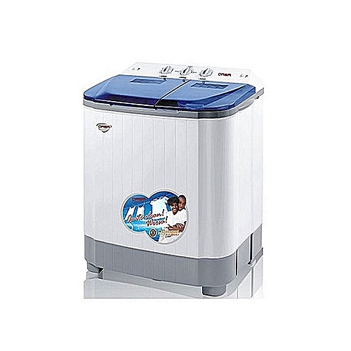 Double Tub Washing Machine (Washing Capacity 5.0kg, Spinning Capacity 3.8kg)