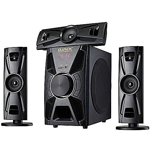 3.1Ch Powerful X-bass Bluetooth Home Theater Dj-403