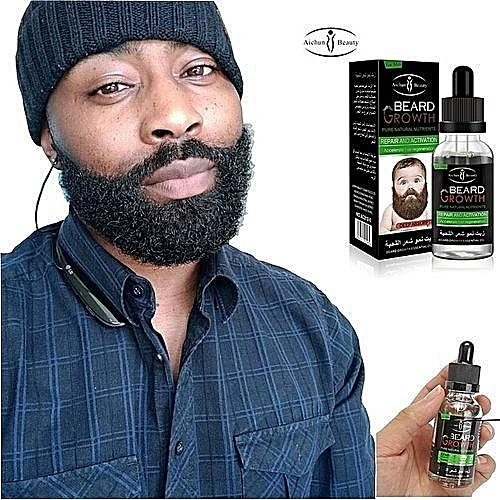 Beard Growth Oil - Rapid Result